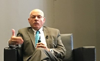 Stephen Ostroff discusses progress made toward implementation of the Food Safety Modernization Act.
